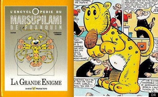 Marsupilami: ce drôle d'animal inventé par Franquin qui fascine les