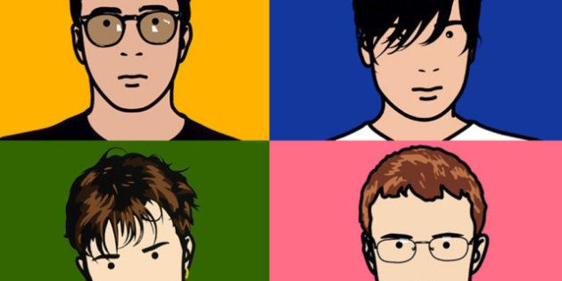 VIDÉOS. Le groupe Blur en concert en France pour le festival des Eurockéennes en juillet