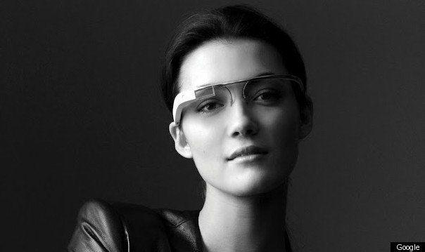 Project Glass, les lunettes Google: un prototype de monture à réalité augmentée présentée -
