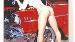 Pin up, le glam'art