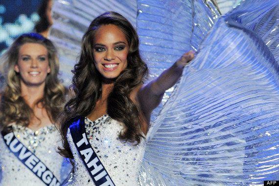 PHOTOS. Miss France 2013 est Marine Lorphelin, Miss Bourgogne: rattrapage pour ceux qui se sont