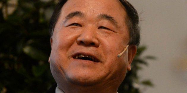 VIDÉOS. Mo Yan, le prix Nobel de Littérature, s'exprime sur la liberté d'expression en