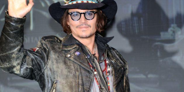 VIDÉOS. L'acteur Johnny Depp et Disney s'associe pour relancer un projet de film sur Don