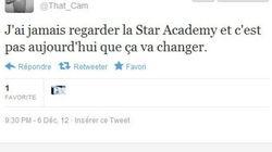 Twitter se paye la Star Ac' de NRJ