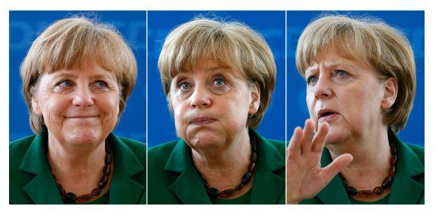 Angela Merkel: une main de velours dans un gant de fer -