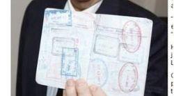 Il perd ses billets d'avion