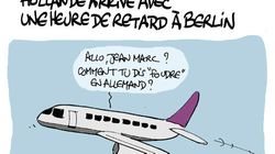 Coup de foudre entre Hollande et