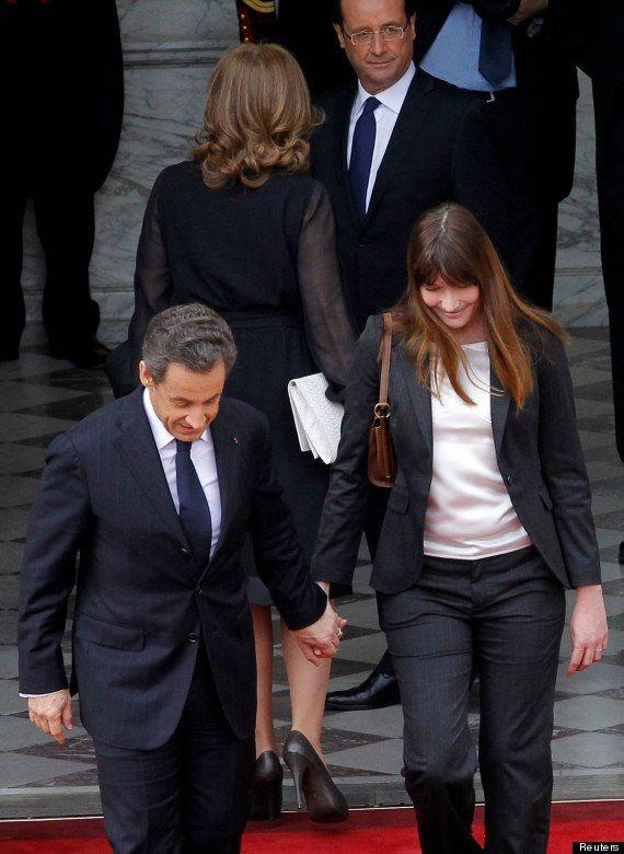 Investiture de François Hollande : des critiques l'accusent
