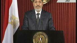 Égypte : Morsi prêt à reporter le