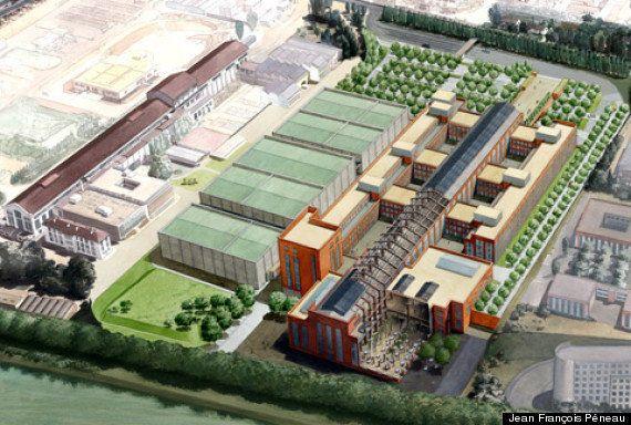 La Cité du cinéma de Luc Besson, immense complexe dédié au 7e art ouvre -