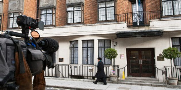 Londres: l'hôpital King Edouard VII juge