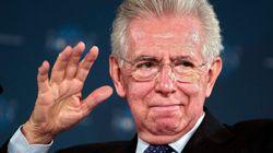 Monti annonce sa démission après le
