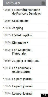 Canal+: un porno diffusé en plein après-midi et sans contrôle