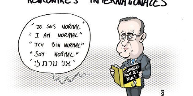 Hollande prépare son image