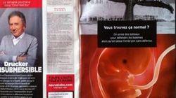 Mais que fait cette pub anti-IVG dans Le Nouvels