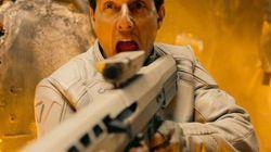 Tom Cruise nettoie la Terre du futur dans