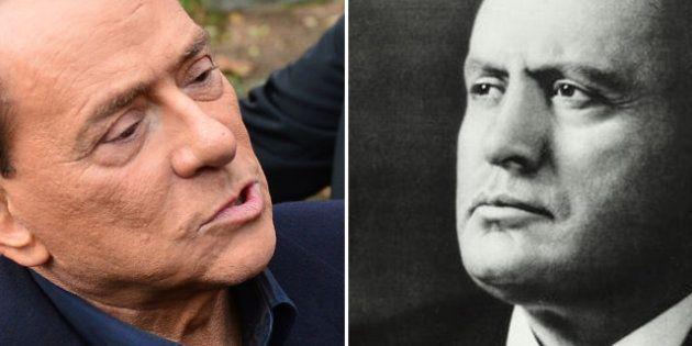 Berlusconi comparé à Mussolini par Pierre