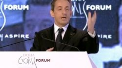 Sarkozy retrouve les joies du meeting public au