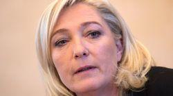 Elle avait comparé les prières de rue et l'Occupation, Marine Le Pen