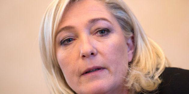Le ministère de la Justice demande la levée de l'immunité de l'eurodéputée Marine Le
