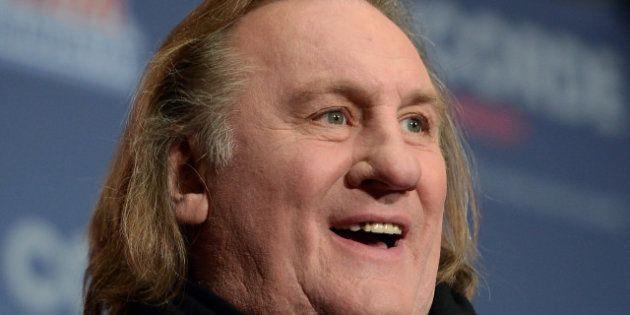 Un député PS propose la déchéance de nationalité après le départ de Gérard Depardieu en