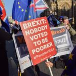 Brexit-Protest: 3 Millionen Menschen unterzeichnen Petition für