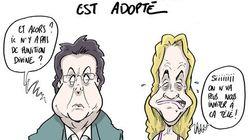 Mariage gay: Boutin punie, Barjot
