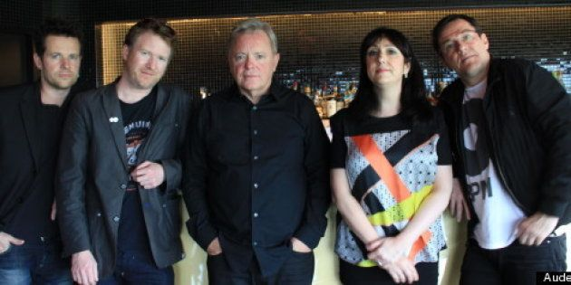 New Order en concert à Lyon : entre passé et