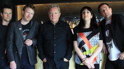 Rencontre avec les New Order, de retour sur scène à