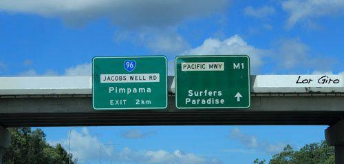 Brisbane, mon autre