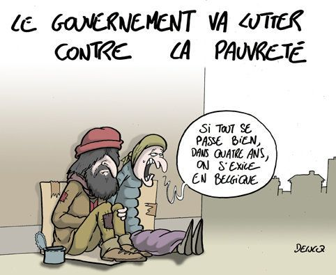Lutte contre la pauvreté: le plan Ayrault sera-t-il