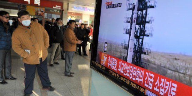 Corée du Nord: un tir de fusée réussi inquiète la communauté