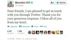 Benoît XVI est