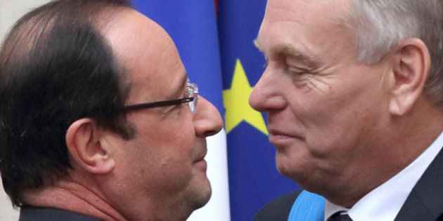 EXCLUSIF: Florange plombe la popularité de Hollande et Ayrault (Baromètre YouGov - Le