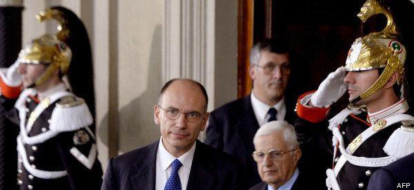 VIDÉO. Italie : Enrico Letta nommé chef du gouvernement, chargé de former son