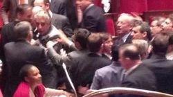 Bagarre à l'Assemblée: trois députés UMP rappelés à