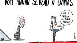 Visite de Kofi Annan: Damas va-t-il dérouler le tapis rouge