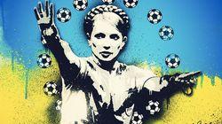 Ioulia Timochenko, la nouvelle arbitre de l'Euro