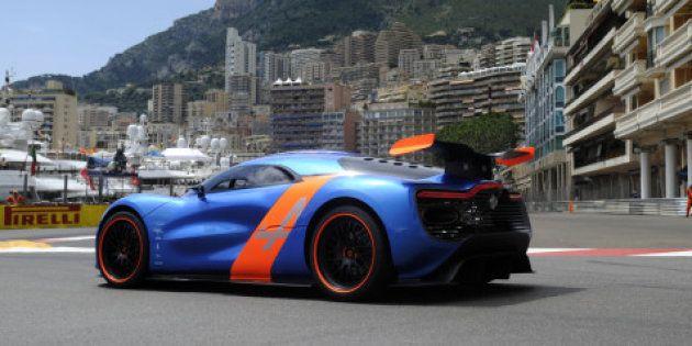 L'Alpine ressuscitée par Renault - PHOTOS