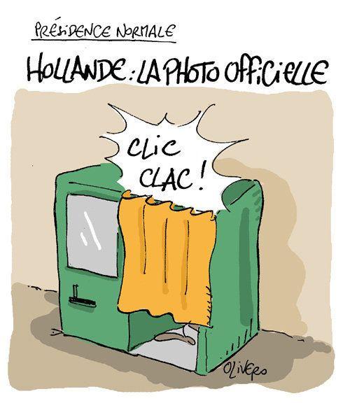 Hollande: la photo