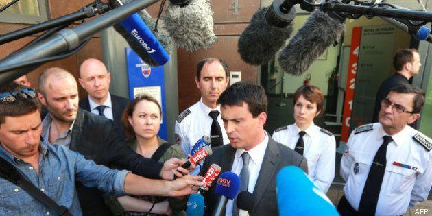 Fusillade à Istres: Manuel Valls se rend sur place, comme