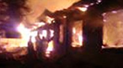 Incendie dans un hôpital psychiatrique près de Moscou : 38