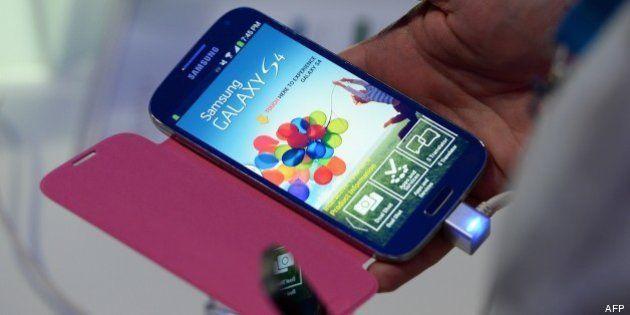 Samsung annonce des bénéfices record pour 2012, le jour de la sortie du Galaxy