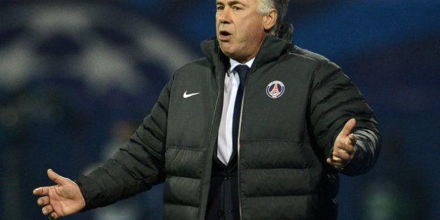 Carlo Ancelotti va quitter le PSG à la fin de la saison, selon Le
