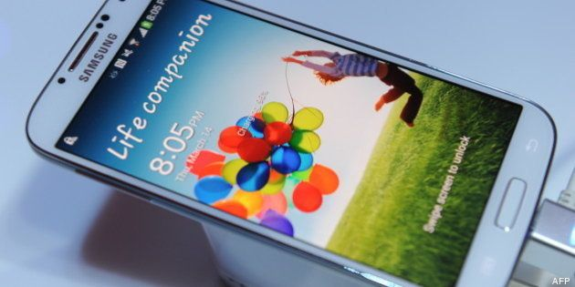 Samsung Galaxy S4 : avant sa sortie, on l'a essayé pour