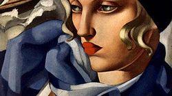 Tamara de Lempicka, l'art