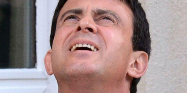 Palmarès YouGov Le HuffPost des personnalités politiques: Valls toujours en tête, Copé