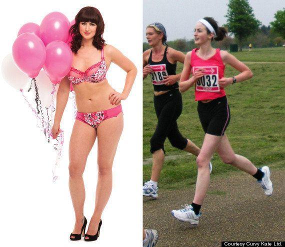 Une ancienne anorexique prend sa revanche sur la maladie et devient mannequin avec des