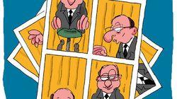 Hollande: la photo officielle