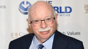 Financier and philanthropist Michael Steinhardt attends the Champions of Jewish Values International Awards Gala at the Marriott Marquis on Thursday, May 5, 2016, in New York. (Photo by Evan Agostini/Invision/AP)